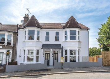 Hewitt Road, London N8. 3 bed flat for sale