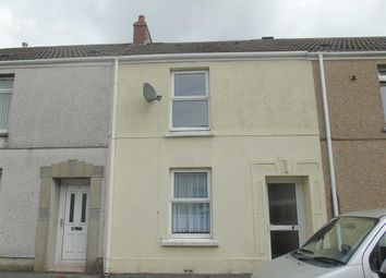 Thumbnail 2 bedroom terraced house for sale in Burry Street, Seaside, Llanelli