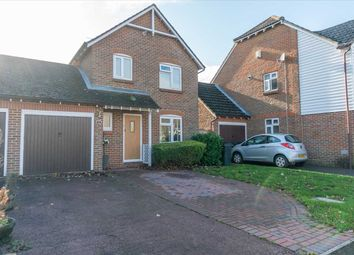 Thumbnail 3 bed link-detached house for sale in The Bulrushes, Singleton, Ashford, Kent