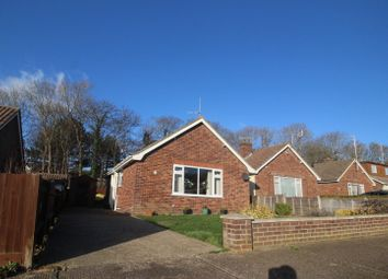 Thumbnail 2 bed detached bungalow for sale in Richington Way, Seaford