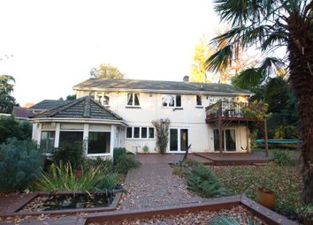 Thumbnail 5 bed detached house to rent in Prior Croft Close, Camberley