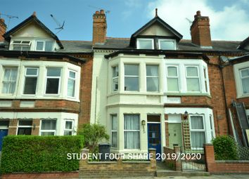 4 bed terraced house for sale in Knighton Fields Road East, Knighton Fields, Leicester LE2