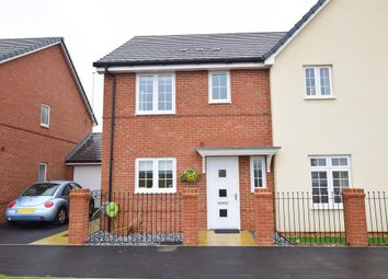 Thumbnail 3 bed semi-detached house for sale in Tatlow Chase, Littlehampton, West Sussex