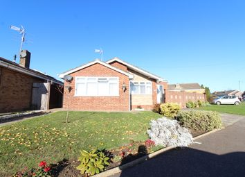 Thumbnail 3 bed detached bungalow for sale in Weston Rise, Caister-On-Sea, Great Yarmouth