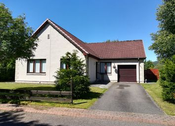 Thumbnail 3 bed detached bungalow for sale in 8 Enrick Crescent, Kilmore, Drumnadrochit, Inverness