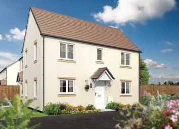 Thumbnail 3 bedroom link-detached house for sale in Goonhavern, Cornwall