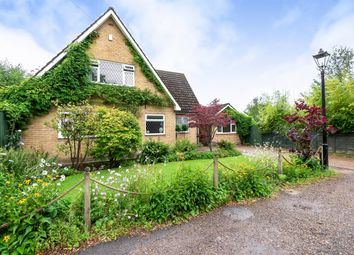 Thumbnail 3 bed detached house for sale in Oakley Green Road, Windsor