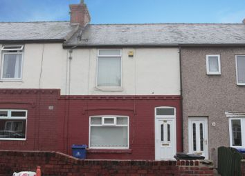 Thumbnail 2 bed terraced house for sale in Manor Road, Doncaster, South Yorkshire