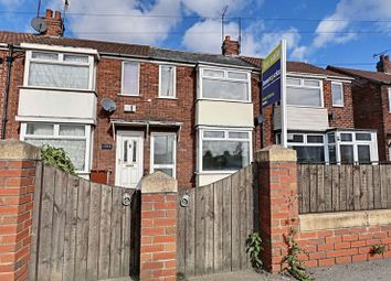 Thumbnail 3 bedroom terraced house for sale in Hedon Road, Hull