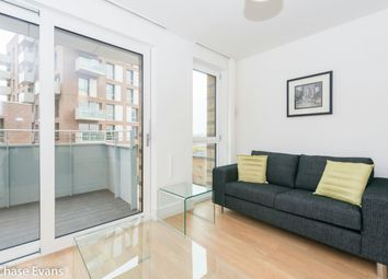 Thumbnail 1 bed flat to rent in No 1 The Avenue, Ivy Point, Bow