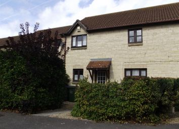 Thumbnail 2 bedroom terraced house for sale in Jasmine Close, Calne