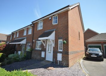 Thumbnail 3 bed semi-detached house to rent in Mitchell Avenue, Hawkinge, Folkestone