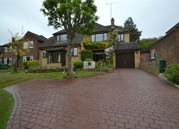 Thumbnail 5 bed detached house to rent in Hempstead Road, Watford