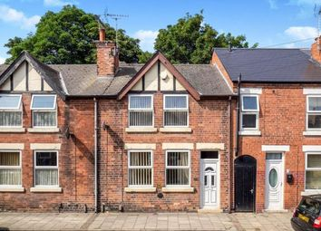 Thumbnail 2 bed end terrace house for sale in Poplar Street, Mansfield Woodhouse, Mansfield, Nottinghamshire