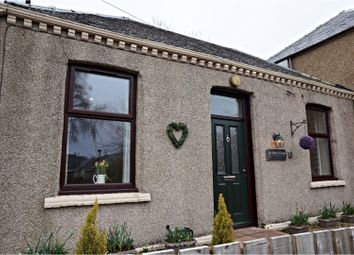 Thumbnail 2 bed terraced bungalow for sale in Wellgate, Lanark