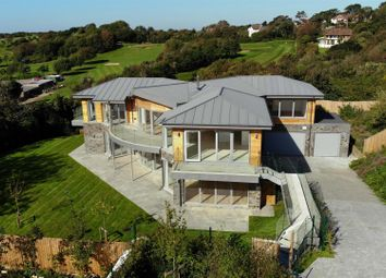 Thumbnail 4 bed detached house for sale in Westwinds, Langland, Swansea