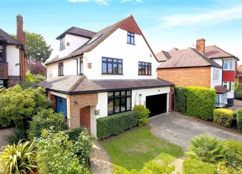 Thumbnail 5 bed detached house for sale in Knighton Drive, Woodford Green, Essex