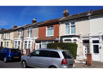 Thumbnail 5 bedroom terraced house for sale in Copythorn Road, Portsmouth