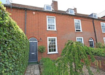 Thumbnail 3 bed town house for sale in New Street, Lymington