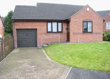 Thumbnail 2 bed bungalow for sale in Hardwick Close, Blackwell, Alfreton
