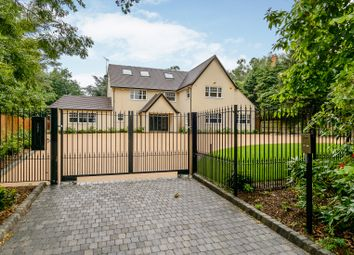 Thumbnail 6 bed detached house for sale in Kentish Lane, Brookmans Park