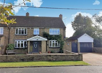Thumbnail 5 bed semi-detached house for sale in Creighton Road, Woodham, Buckinghamshire.