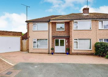 Thumbnail 4 bed semi-detached house for sale in Clairmont Close, Braintree