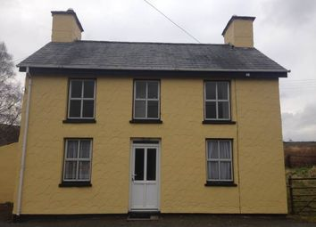 Thumbnail 2 bed detached house to rent in New Cottage, Devils Bridge, Aberystwyth