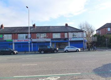 Thumbnail Retail premises to let in Rochdale Road, Blackley, Manchester