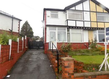 Thumbnail 3 bed semi-detached house for sale in Briarfield Road, Farnworth, Bolton, Lancashire
