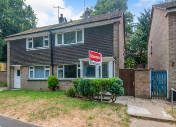 Thumbnail 2 bed semi-detached house for sale in Montgomery Road, Southampton
