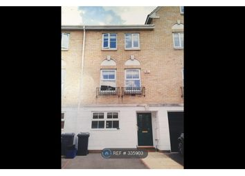 Thumbnail 4 bed terraced house to rent in Halton Close, London