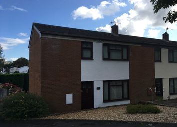 Thumbnail 2 bed property to rent in Twyn Teg, Caewern, Neath