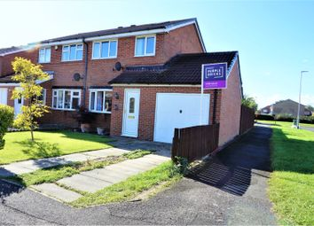 Thumbnail 3 bed semi-detached house for sale in Garsdale Close, Yarm