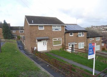 Thumbnail 3 bed end terrace house for sale in Whincover Gardens, Farnley, Leeds, West Yorkshire