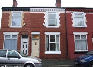 Thumbnail Terraced house to rent in Worthing Street, Manchester, Greater Manchester