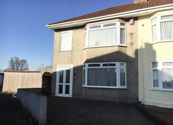 3 bed semi-detached house for sale in Gotley Road, Brislington, Bristol, . BS4