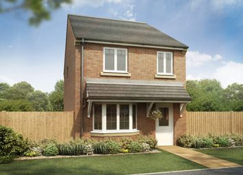 Thumbnail 3 bed property for sale in Woodcutter Lane, Claybrooke Magna, Lutterworth