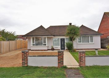 Thumbnail 3 bed detached bungalow for sale in Farm Road, Bracklesham Bay