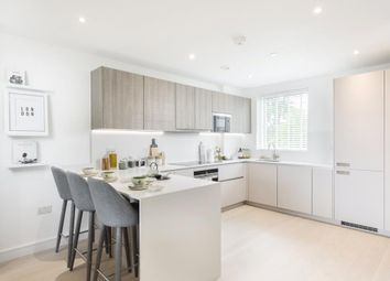 Thumbnail 3 bed flat for sale in The Avenue, Brondesbury, London