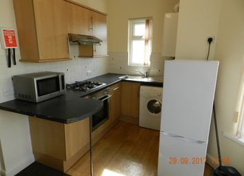 Thumbnail 1 bed property to rent in 177A Newport Road, Cardiff