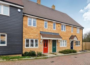 Thumbnail 2 bed terraced house for sale in Ryeland Way, Kingsnorth, Ashford, Krent