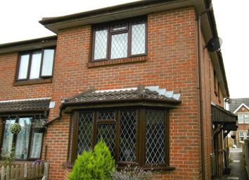 Thumbnail 1 bed terraced house to rent in Sea View Road, Parkstone, Poole