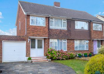 Thumbnail 3 bed semi-detached house for sale in Durrant Way, Farnborough, Orpington