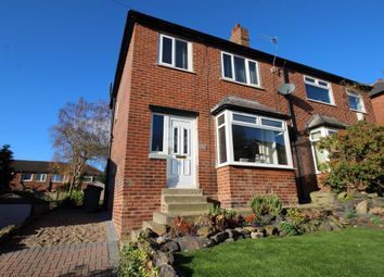 Thumbnail 3 bed semi-detached house for sale in Woodhall Drive, Kirkstall