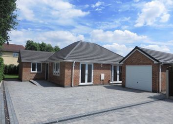Thumbnail 3 bed detached bungalow for sale in Bramley View, Park Avenue, Mansfield Woodhouse