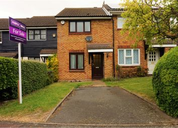Thumbnail 2 bedroom terraced house for sale in Doveney Close, Orpington