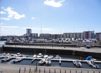 Thumbnail 3 bedroom flat for sale in Pocketts Wharf, Maritime Quarter, Swansea