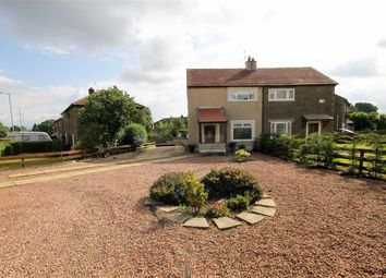 Thumbnail 2 bed semi-detached house for sale in Glenfield Road, Paisley, Renfrewshire