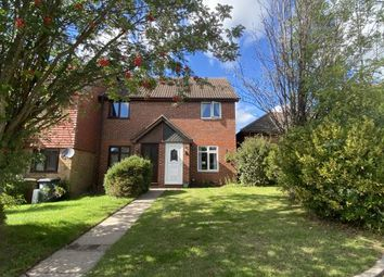 Thumbnail 1 bed end terrace house for sale in Thurlow Court, Oakwood, Derby, Derbyshire